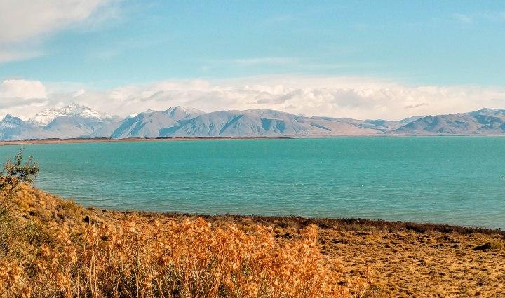 Lake of Argentina