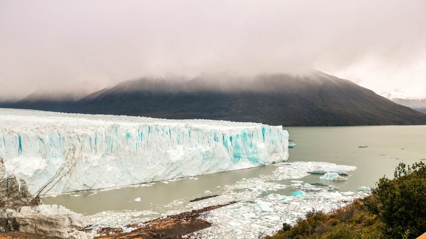 Los Glaciars National Park